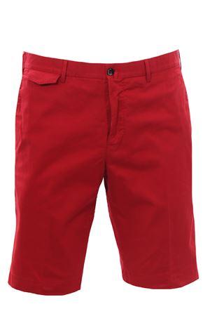 Linen and cotton shorts PT | 30 | CBBTKCZ00CL1PU300636