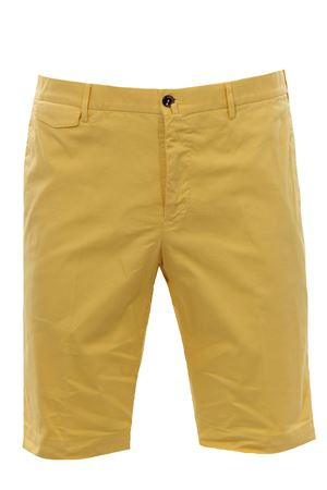 Linen and cotton shorts PT | 30 | CBBTKCZ00CL1PU300819