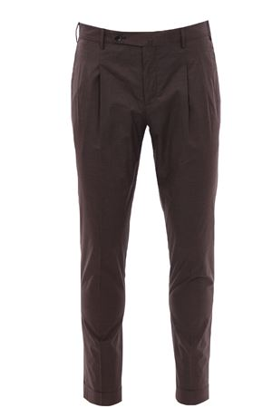 Pantalone superlight in cotone stretch PT | 5032272 | HS22ZS0CL1MP620170