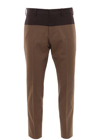 Two-tone pants PT | 5032272 | RFZ0ZE0CUBTO990090