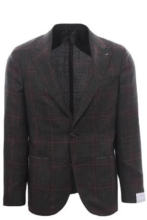Giacca sartoriale in check di lana, seta e lino REGNO DI NAPOLI | 5032284 | 208056CAPPL01