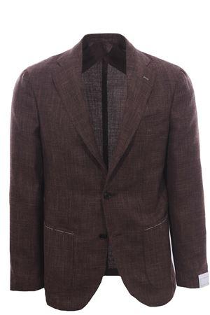 Giacca sartoriale in lana, seta e lino REGNO DI NAPOLI | 5032284 | G208001CAP07
