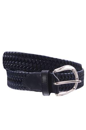 Leather belt SADDLER