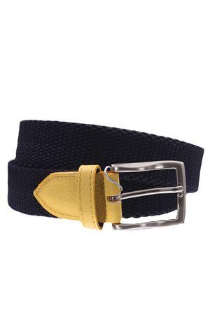 Cintura intreccio elastico  SADDLER