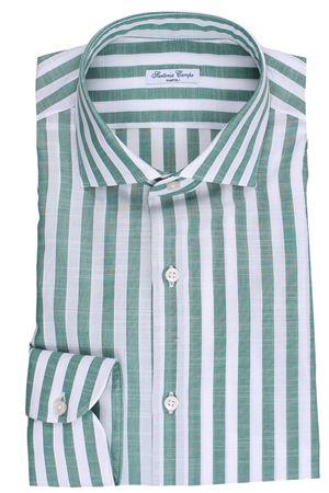 Striped cotton shirt SARTORIA CAMPO | 5032279 | GH34104