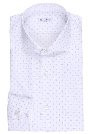 Camicia in cotone disegno cravatta SARTORIA CAMPO | 5032279 | GH36001