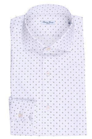 Cotton shirt tie pattern SARTORIA CAMPO | 5032279 | GH36004
