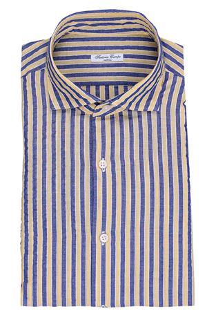 Seersuker striped shirt SARTORIA CAMPO | 5032279 | GHS39301
