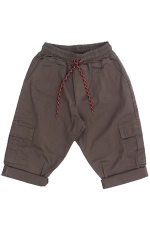 Pantalone cargo SHOE | 5032272 | PITT85100VERDE MIL