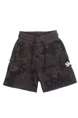 Cotton shorts SHOE | 30 | SAWYERJ0403CAMO