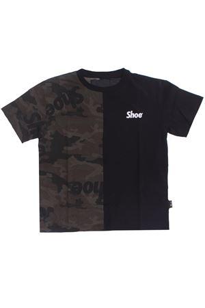 T-shirt bicolore in cotone SHOE | 8 | TILLJ0403BICOLOR