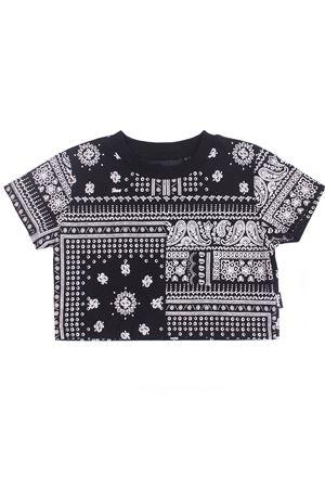T-shirt in cotone SHOE | 8 | TRSHJ04NERO