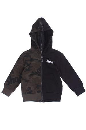 Sweatshirt with hood SHOE | -161048383 | ZACKJ0403BICOLOR