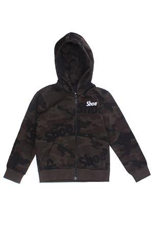 Sweatshirt with hood SHOE | -161048383 | ZANEJ0403CAMO