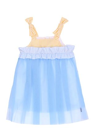 Tulle dress with ruffles SIMONETTA | 5032276 | 1011720B720600