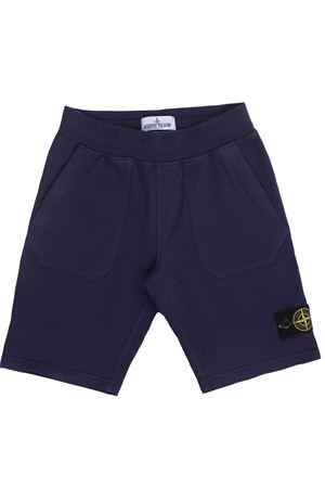 Shorts jogging in cotone stretch STONE ISLAND | 30 | 741661442V0028