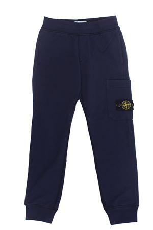 Pantalone jogging in cotone  STONE ISLAND | 5032272 | 741661540V0028