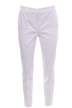 Pantaloni corso como in cotone con impunture VIA MASINI 80 | 5032272 | P21M616MJ620
