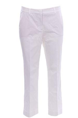 Pantaloni via della spiga in cotone con risvolto VIA MASINI 80 | 5032272 | P21M662MJ620