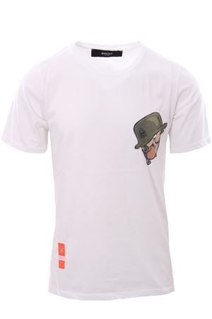 T-shirt with print WIPEOUT | 8 | WIPEOUTLISATRUPPEN REVERSE