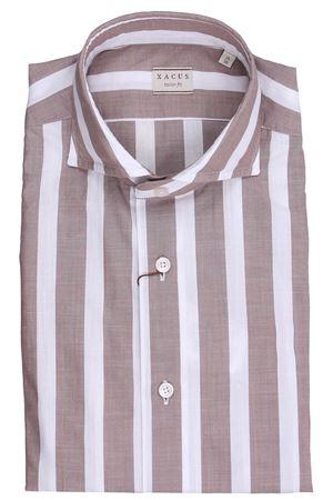 Striped cotton shirt XACUS | 5032279 | 721ML81224002
