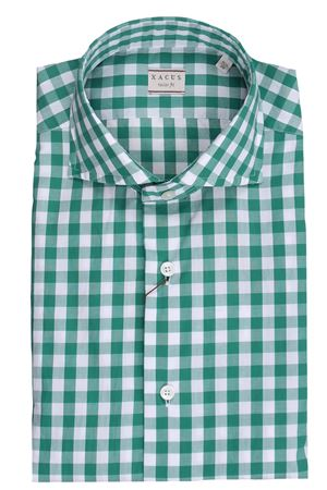 Checked cotton shirt XACUS | 5032279 | 721ML81306006