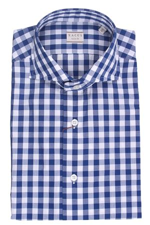 Checked cotton shirt XACUS | 5032279 | 721ML81306012