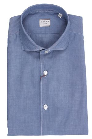 Cotton denim shirt XACUS | 5032279 | 722ML81129001