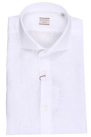Linen shirt XACUS | 5032279 | 722ML81180001