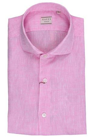 Linen shirt XACUS | 5032279 | 722ML81180002