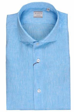 Linen shirt XACUS | 5032279 | 722ML81180003