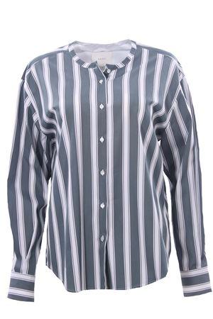 Camicia rigata in cotone XACUS | 5032279 | 85210DEBBIE004