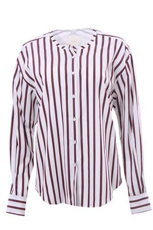 Camicia rigata in cotone XACUS | 5032279 | 85210DEBBIE005