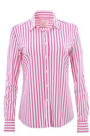 Camicia in jersey stretch XACUS | 5032279 | 85469SARA004