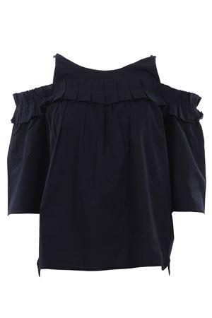 T-shirt girocollo in cotone ALPHA | 8 | AD8341C5148