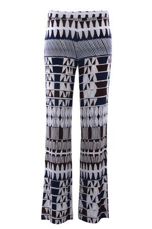 Pantaloni in jersey multicolor ALPHA | 5032272 | AD8625Q5300
