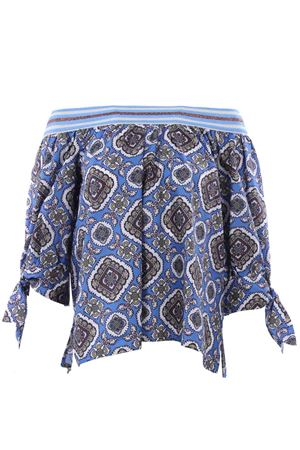Casacca  in cotone con elastico ALTEA | 5032279 | 185470712