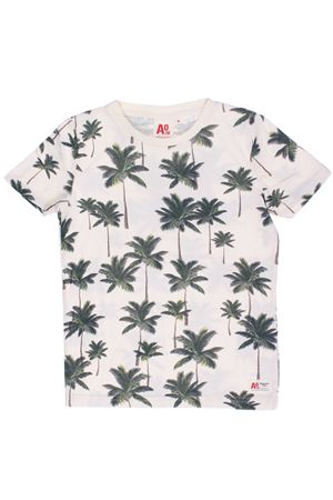 T-shirt manica corta in cotone AMERICANOUTFITTERS | 8 | 2101-23102