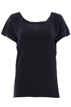 Silk t-shirt ANTONELLI | 8 | PEONIAV2800T240AC999