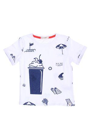 T-shirt manica corta in cotone BILLYBANDIT | 8 | V2528610B