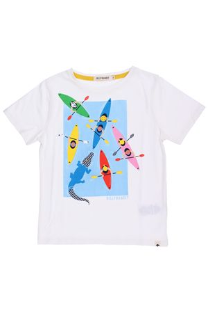 T-shirt manica corta in cotone BILLYBANDIT | 8 | V25295190