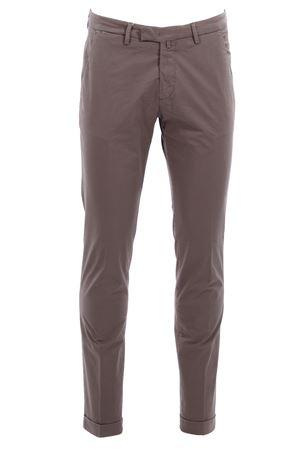 Pantalone in tricotina di cotone stretch BRIGLIA | 5032272 | BG033811053