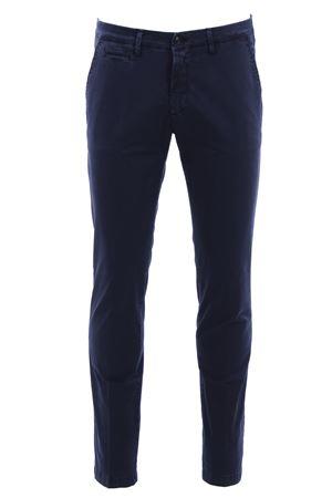 Pantalone chino in gabardine di cotone stretch BRIGLIA | 5032272 | BG0538506511