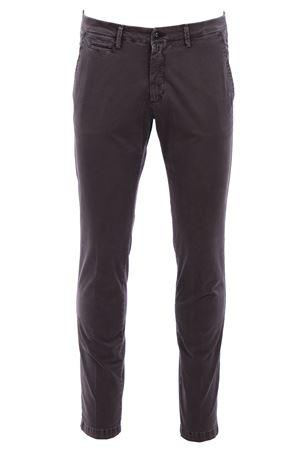 Pantalone chino in gabardine di cotone stretch BRIGLIA | 5032272 | BG0538506546