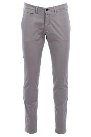 Pantalone chino in gabardine di cotone stretch BRIGLIA | 5032272 | BG0538506563