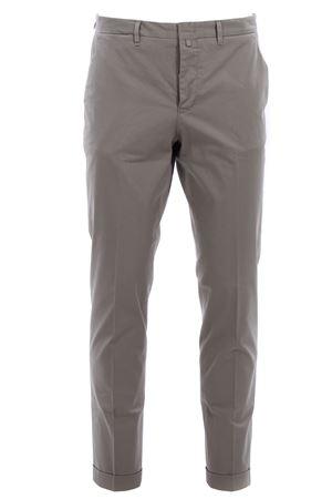 Pantalone easy di cotone stretch BRIGLIA | 5032272 | BG06W388643