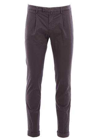 Pantalone in gabardine di cotone stretch BRIGLIA | 5032272 | BG07380846