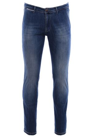 Jeans tasca america in denim stretch BRIGLIA | 24 | BG083816473
