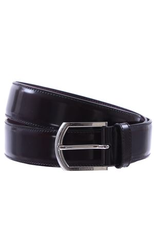 Polishbinder leather belt