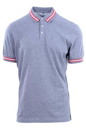 Polo in jersey di cotone CUCINELLI   2   M0T610778CV445